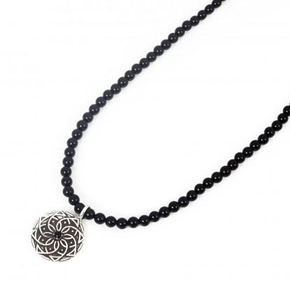 Signature Black Onyx Necklace