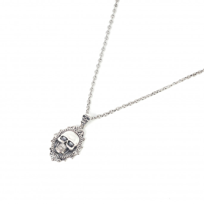 Skull Obsession Bold Necklace