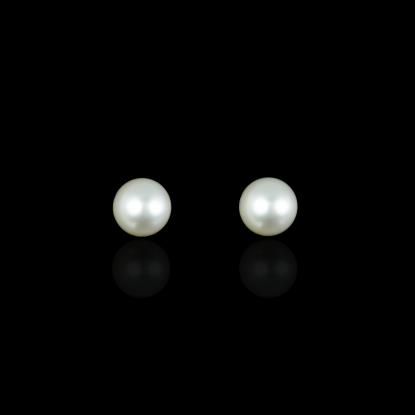 Signature Earrings | Fresh Water Pearl | 18K Gold
