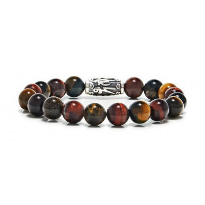 Red Mixed Tiger Eye