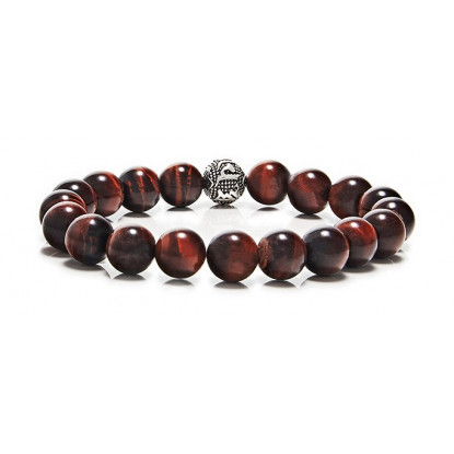 Red Tiger Eye 1 beads