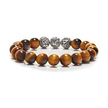 Tiger Eye 3 Beads