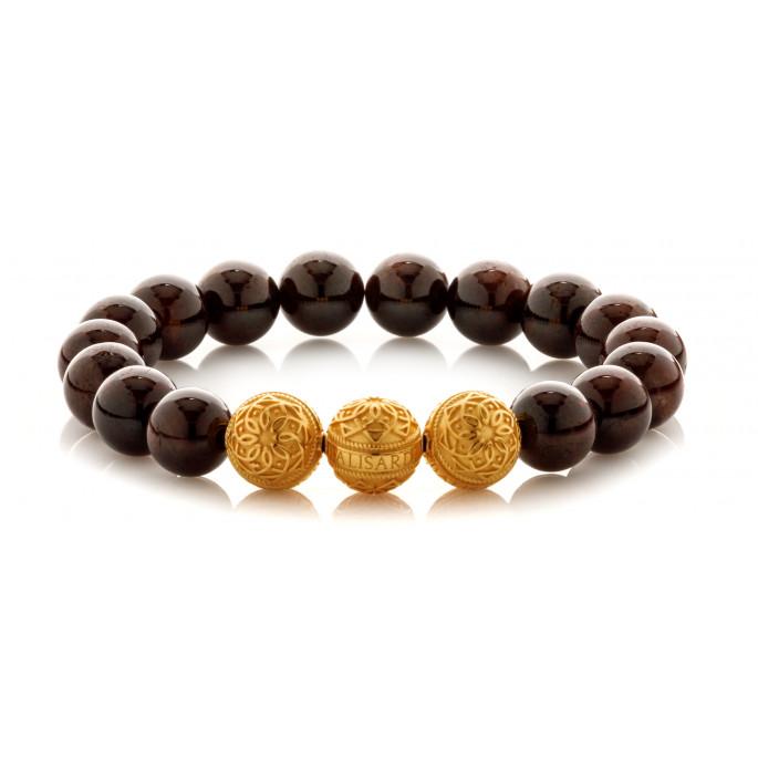 Garnet Triple Gold Touch