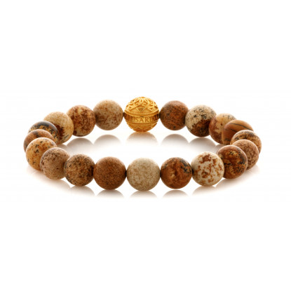Picture Jasper Single Gold Touch