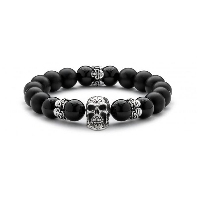 Skull Obsession Matte Onyx & Black Onyx