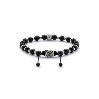 Skull Obsession Black Onyx & Infinite Silver