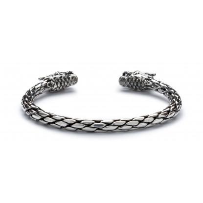 The Guardians Vhagar Silver Bracelet