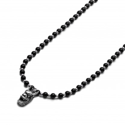 The Guardians Black Onyx & Silver