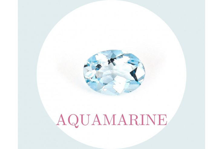 Meet Aquamarine, the March birthstone!